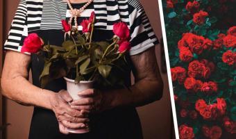 Внук оцифровал фото бабушки из юности и замер. Её ретроснимки в купальнике — вызов современным топ-моделям