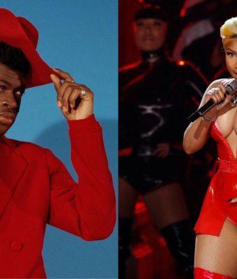Lil Nas X предложил не называть Ники Минаж женщиной. И это не оскорбление, а лучший комплимент от рэпера