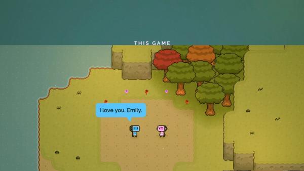 Геймер заставил девушку сыграть в игру и довёл её до слёз. Как только сюжет закончился, жизнь пары изменилась