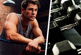Тренер Криса Хемсворта раскрыл секрет тренировок актёра. Всё оказалось проще, чем люди думали (ну, почти)