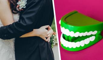 Невеста была рада браку, но всё испортил подарок жениха. С рукой и сердцем он предложил ей зубы бабушки