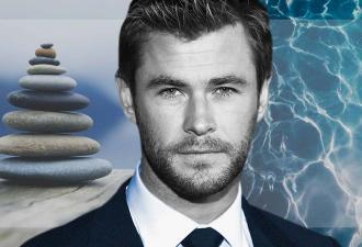 Крис Хемсворт медитировал на дне бассейна, но практику прервал враг. Он меньше Таноса, но намного страшнее