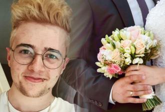 Жених показал фото с свадьбы, и мужчины решили: он счастливчик. Правда, на снимке нет ни одной женщины
