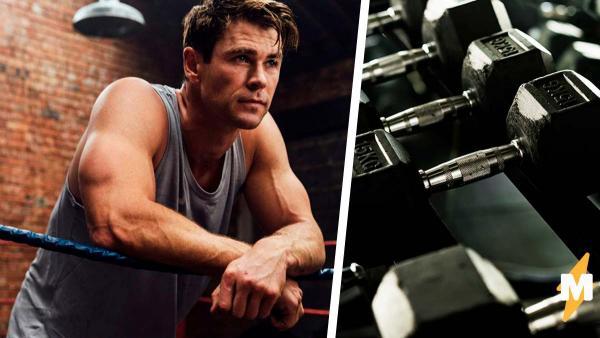 Тренер Криса Хемсворта раскрыл секрет тренировок актёра. Всё оказалось проще, чем люди думали, ну почти