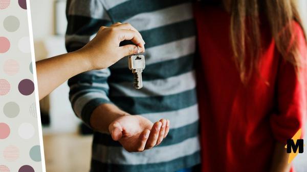 Хозяйка квартиры оставила милые подарки новому владельцу. А люди возмущены ими до глубины души (и очень зря)