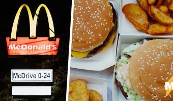 Парень показал, как готовятся ночные заказы в Макдоналдсе, и разозлил людей. Они верят: ему плевать на сервис