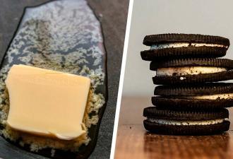 Повар показал, как жарит печенье Oreo в тесте, но вызвал у людей тошноту. Они верят: это прямой путь к диабету