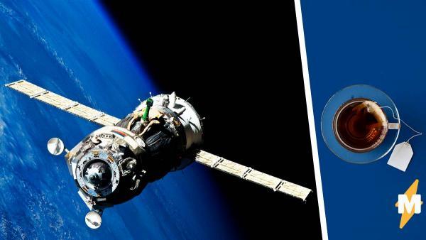 Космонавты нашли утечку воздуха на МКС с помощью пакетика чая, а люди смеются. «Очумелые ручки» одобряют