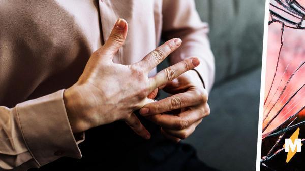 Супруги шутили о разводе, но пранк зашёл слишком далеко. Под угрозой оказался не только брак, но и работа жены