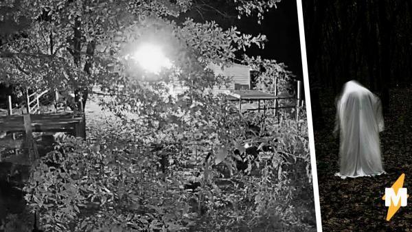 Хозяйка ранчо показала видео, от которого потеряла сон. На нём был призрак, но люди предложили объяснение хуже