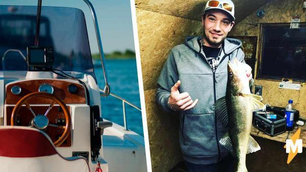 Жена пригрозила рыбаку разводом, если его лодка покинет причал. Но мужчина переиграл супругу своим лайфхаком