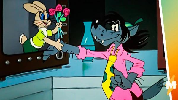 «Союзмультфильм» показал новый образ Зайца из «Ну, погоди!». И разрушил детство кроссовером на «Зверополис»