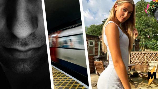 Девушка стала жертвой абьюзера в поезде. Но веру в человечество (и мужчин) вернуло сообщение через AirDrop