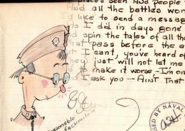 Внук нашёл дневник деда времён Великой Отечественной и замер. Теперь он знает, что такое настоящая пропаганда