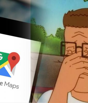 Парень изучал Google Maps и случайно нашёл фото отца. Взглянув на снимок, сын не смог удержаться от слёз