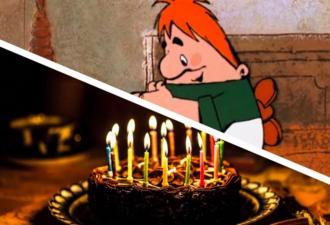 Парень показал, как отмечал день рождения в молодости. Зумерам такое и не снилось, а олды достали платочки