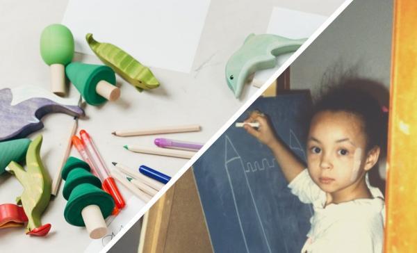 Мама разрешала дочке развивать хобби, а не ходить в детсад, и не зря. Такое воспитание исполнило мечту девушки