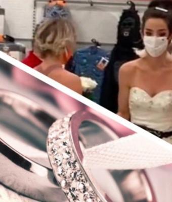 Если жених не идёт на свадьбу, свадьба идёт к нему. Решила безумная невеста, и видео с её налётом — «Горько-3»