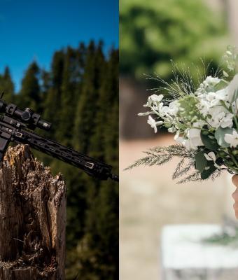 Люди увидели фото невесты с женихом и пришли в ярость. Немудрено: «Красная свадьба» выглядела бы именно так