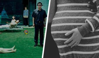Реддитор в стиле «Паразитов» поделился, что у него будет ребёнок. Красиво, но людей интересует, что с подушкой