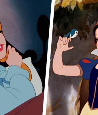 Художник добавляет на артах диснеевским принцессам реальные проблемы. Теперь с такой жизнью им не позавидуешь