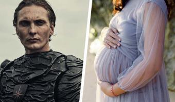 Нильфгаардский доспех из нового «Ведьмака» — подарок фанатам. Но на слитых кадрах заметили беременную героиню
