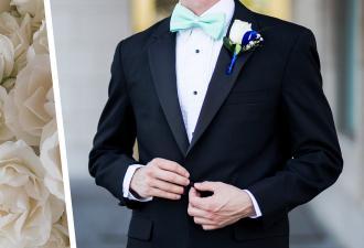 Подружкой невесты стал её брат, и его фото великолепно. Но у такой необычной роли есть свои минусы