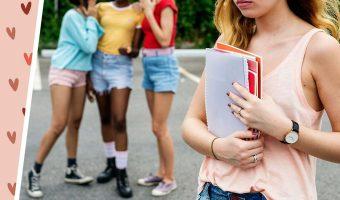 Девушки узнали, как выглядит женская травля, и мечтают о ней. Ведь буллинг на фото оказался слишком горячим