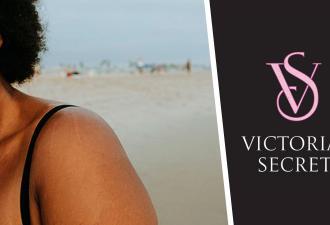 Victoria's Secret показали полную модель, и люди в бешенстве. Они верят: бренд пиарится на бодипозитиве