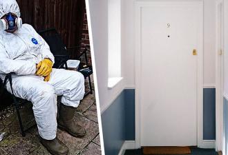 Хозяин сдал жильцам хорошую квартиру, а вернулся к порталу в ад. Попасть в дом удалось лишь в химзащите
