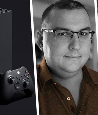 Блогер хотел поиграть в новый Xbox, но не смог коснуться геймпада. Он вызвал «аллергию» (и мемы про персики)