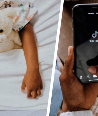Девочка повторила трюк из ТикТока и легла в больницу. Рентген доказал людям: интернет и дети несовместимы