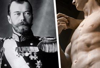 Иностранцы увидели нюдсы Николая II и зафанатели. Но на фото их удивляет не только физическая форма монарха