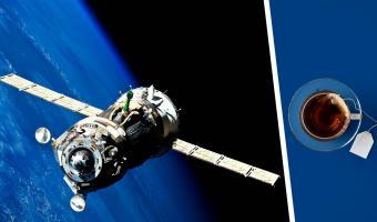 Утечку воздуха на МКС нашли с помощью пакетика чая, а людям смешно. «Очумелые ручки» одобрили бы смекалочку