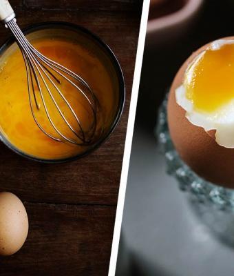 Парень показал, как ест яйца на завтрак, и сломал людей. Один взгляд на фото — и страдающие ОКР вышли из чата