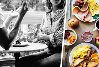 Девушка обиделась на мужа и отомстила завтраком. Разочарование и боль настигли парня: такую яичницу не забыть