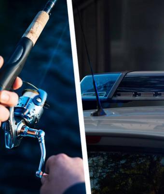 Мужчина сходил на рыбалку, и его улов — спасение для копов. Он поймал улику, раскрывшую 32-летнее преступление