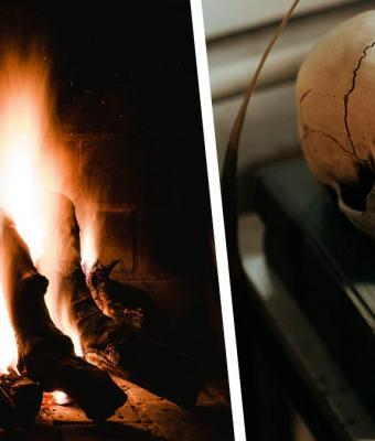 Ценитель восемь лет хранил сувенирный череп. Узнав, кому он принадлежит, мужчина едва не присел (в тюрьму)