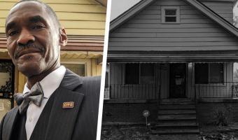 В США нищий подарил жене дом. Фото до и после ремонта вызывают зависть и желание отказаться от ипотеки