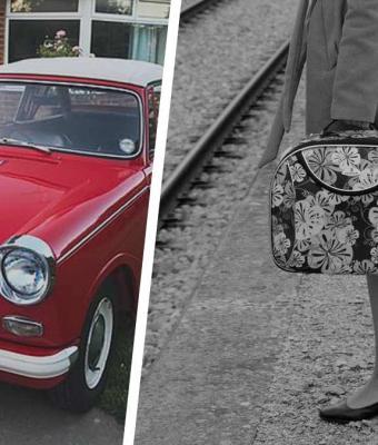 Женщина живёт в 60-х годах, но у неё нет машины времени. Оказаться в прошлом ей помог стиль (и много денег)