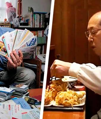 Старик 36 лет совсем не тратит деньги, но живёт в достатке. Он не хакнул систему — его способ оценят инвесторы