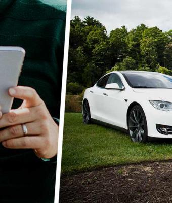 Владелец Tesla завёл авто и остался без денег. Машина слишком неверно поняла его желание сесть поудобнее
