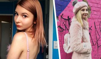 Девушка показала фото до и после анорексии и разозлила людей. Они уверены: в посте она упустила самое главное