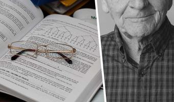 Дед завещал внуку одну-единственную книгу. Но только через 40 лет тот узнал тайну подарка и силу любви старика