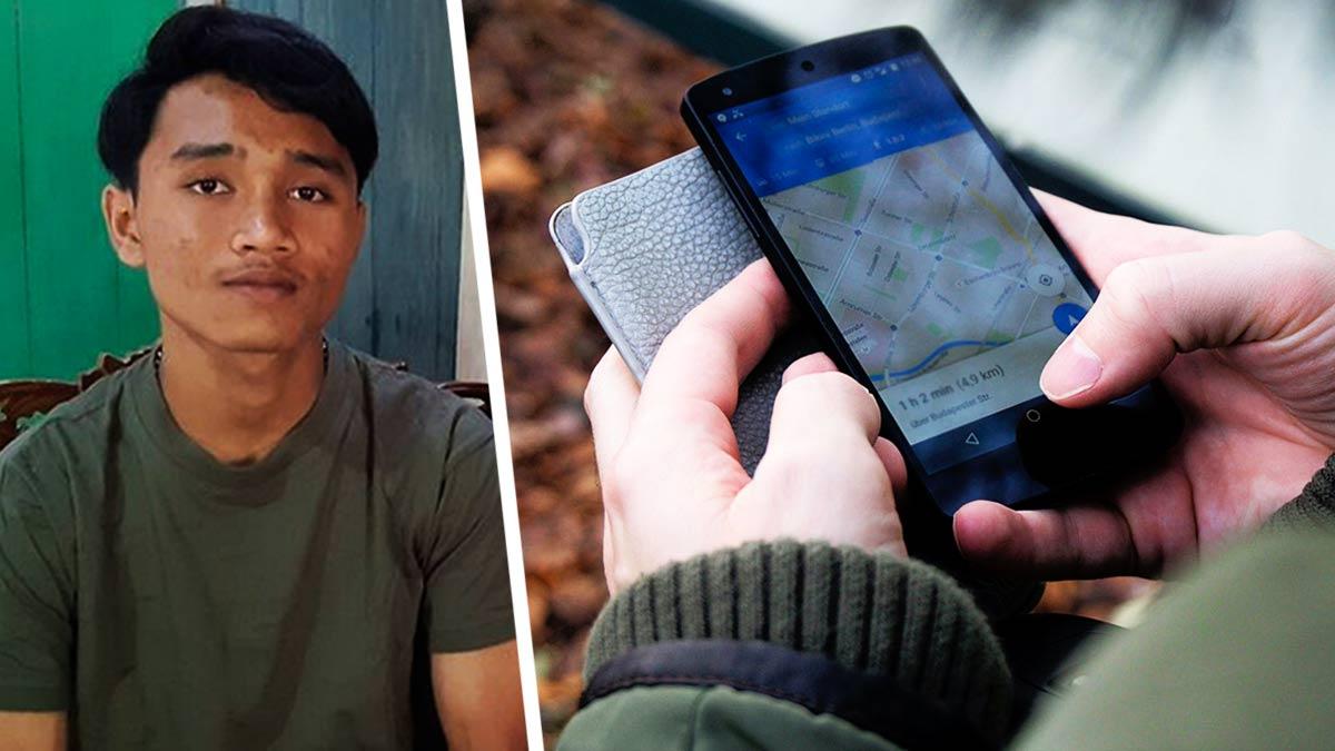 Похищенный мальчик полжизни не знал, где его семья. Спустя 11 лет он зашёл на Google Maps — и случилось чудо