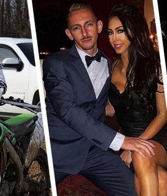 Байкер попал в аварию, а в это же время его девушка соглашалась стать невестой. Это не драма, а удачный пранк