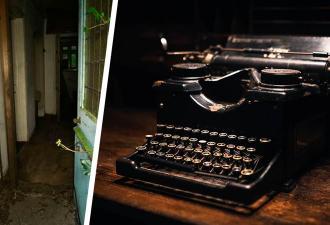 Блогеры нашли заброшенный дом писательницы и попали в детектив. Внутри их ждала загадка не хуже её романов