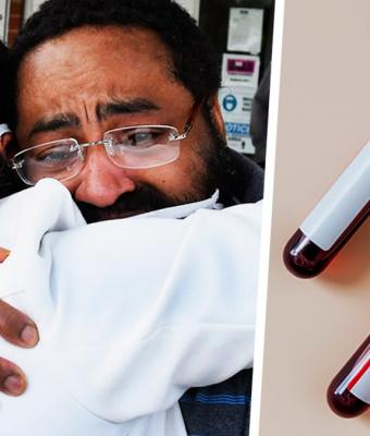 Мужчина сдал ДНК-тест и стал счастливым. Его лицо, когда он узнал, что зря сидел в тюрьме 26 лет, — бесценно