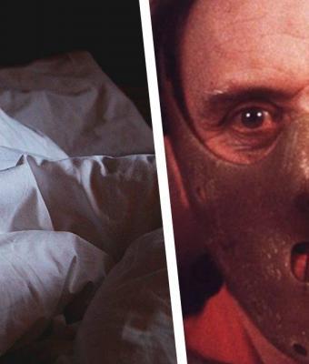Мужчина показал, как спит по ночам, и пробудил фантазию людей. Они хотят понять: это Ганнибал или Дарт Вейдер