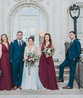 Жених впервые увидел невесту в платье и не поверил глазам. За час девушка стала парнем, а он — жертвой пранка